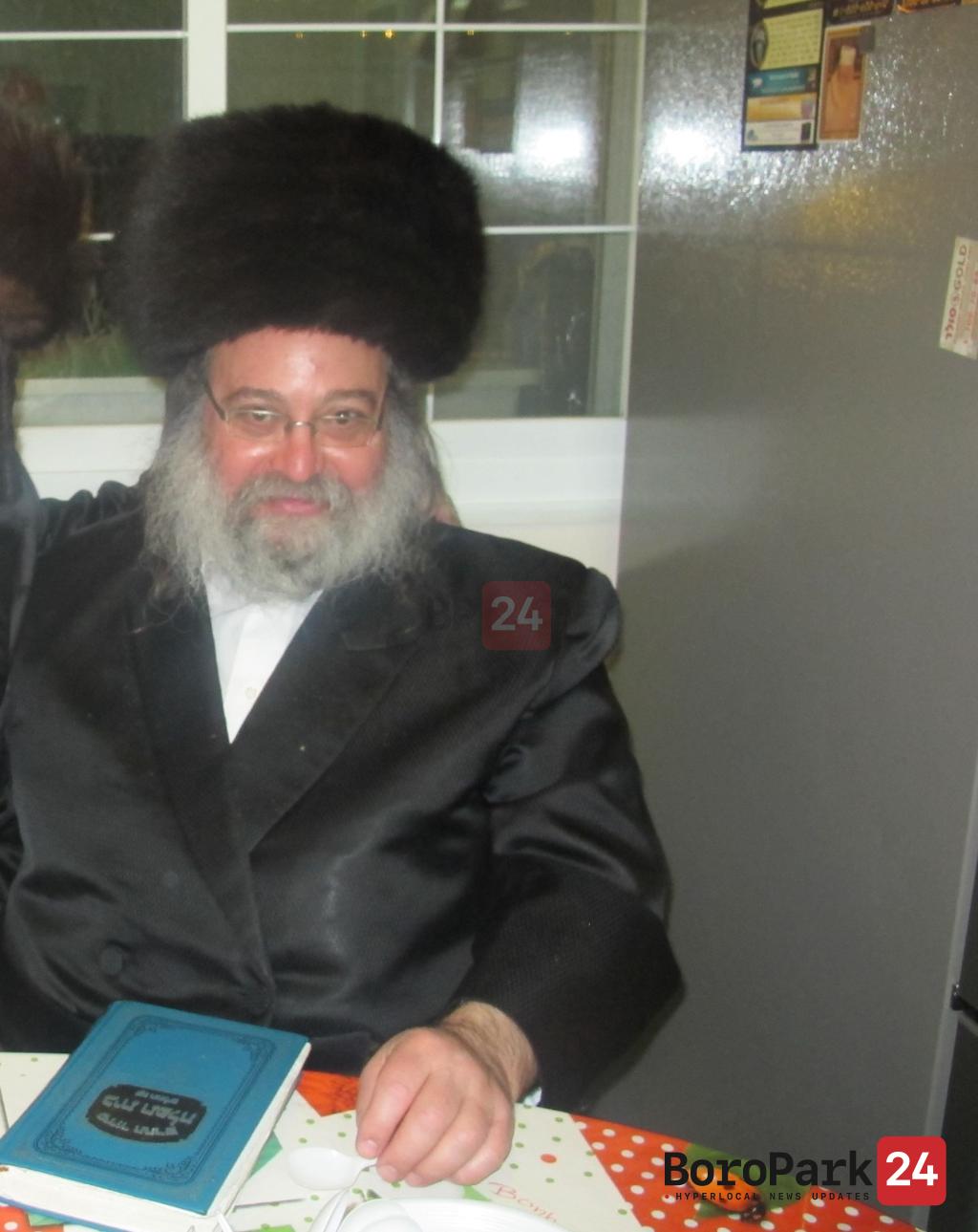 "BDE: Reb Avraham Abish Wassercug, z""l"