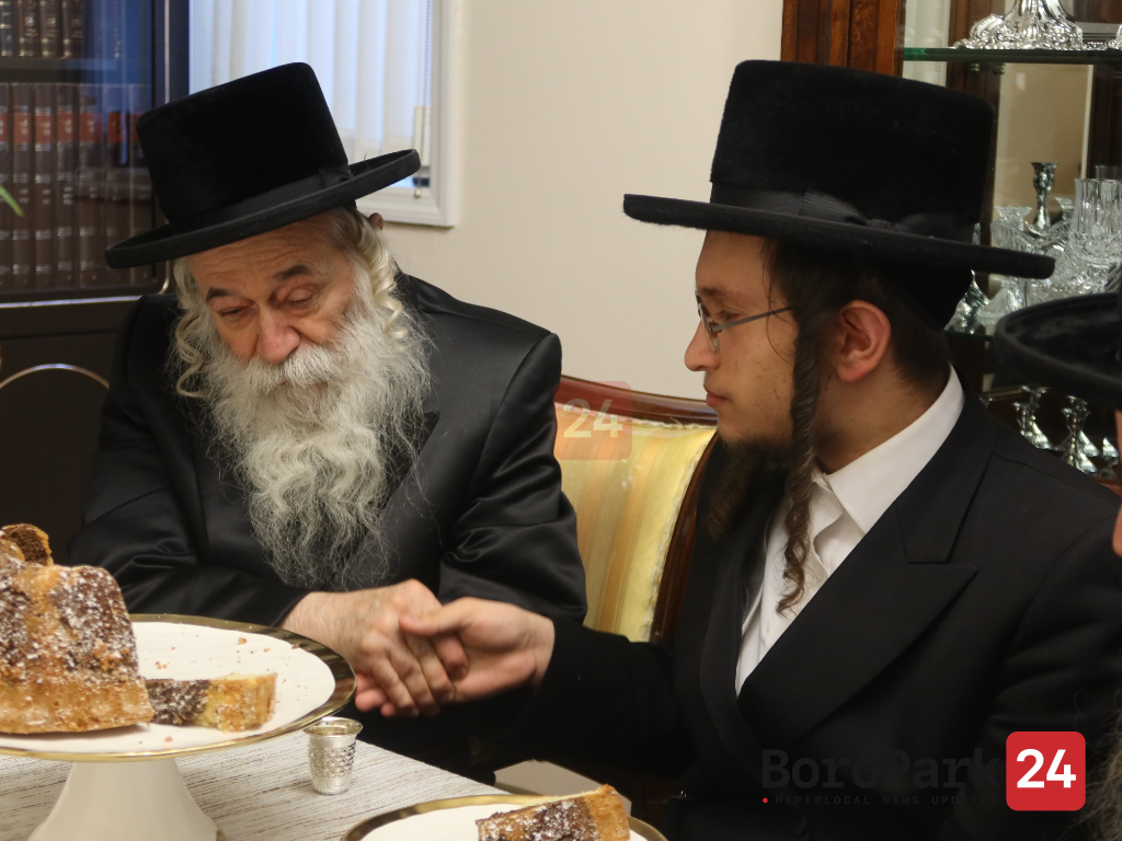 Vort in courts of Faltishan, Satmar Manchester, Chernobile and Radvil