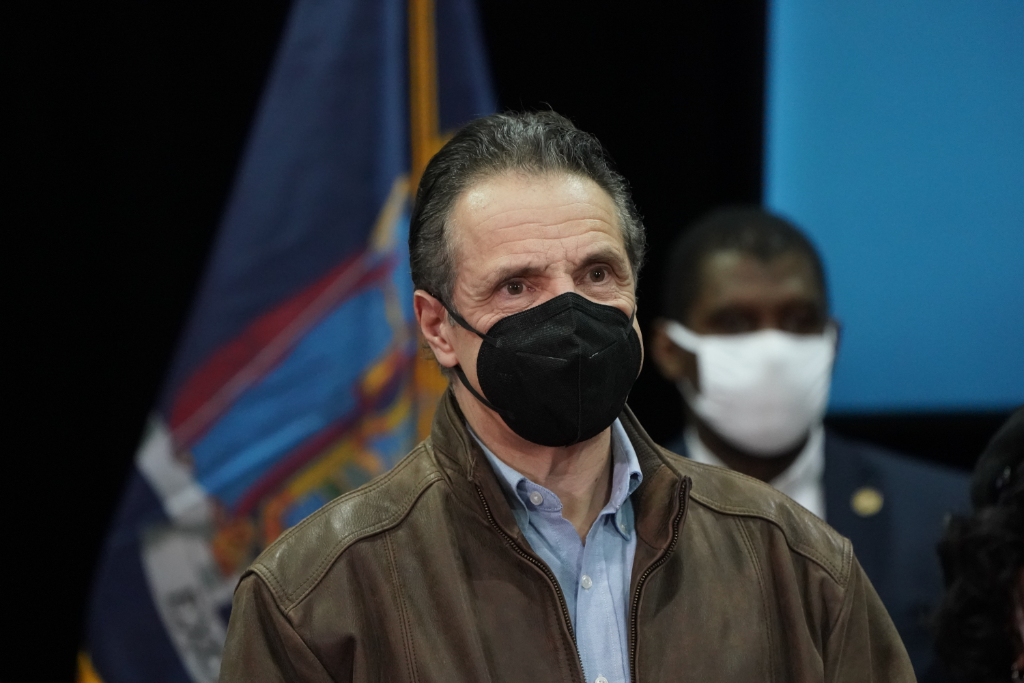NY Senate Votes to Strip Gov. Cuomo of his Emergency Powers