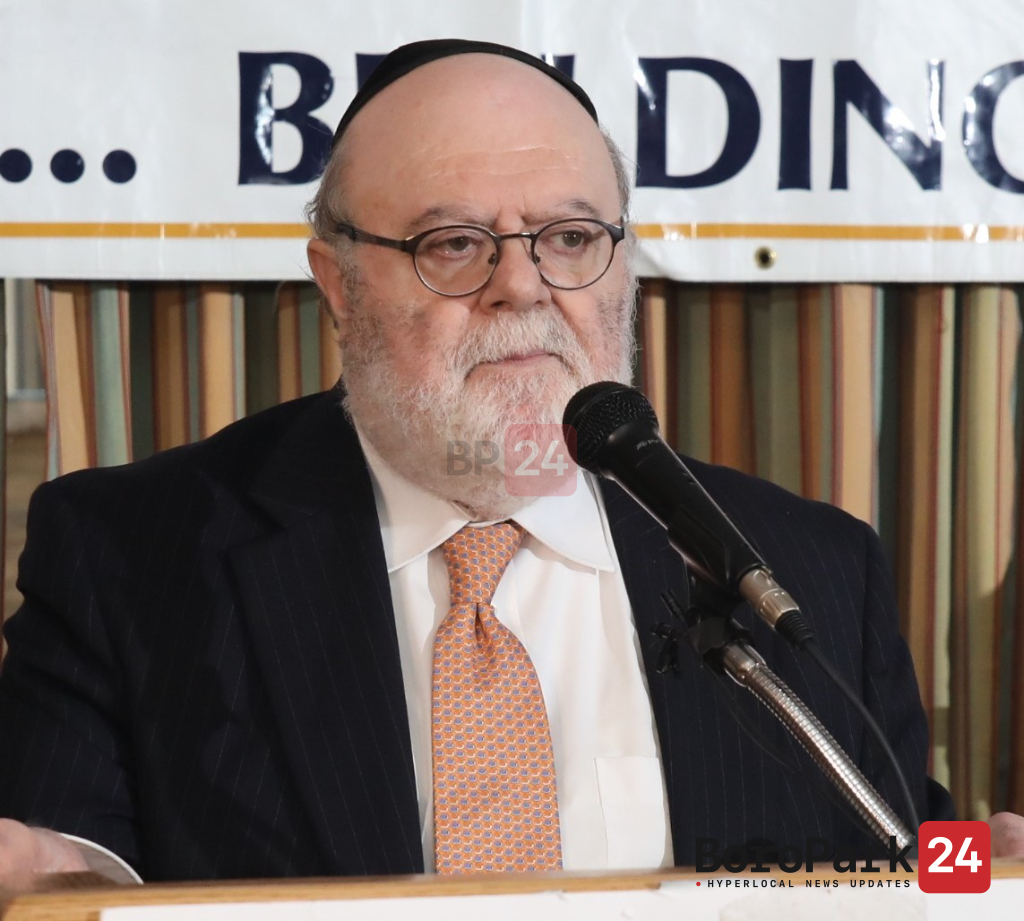 """BDE: Dr. Yehoshua Weinstein, z""""l, Founder of Numerous Boro Park Institutions"""