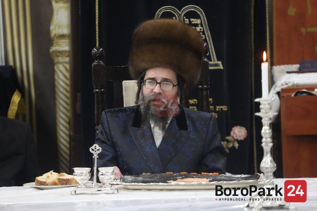 TODAY: Skulener-Yerushalayimer Rebbe to Visit Native Boro Park