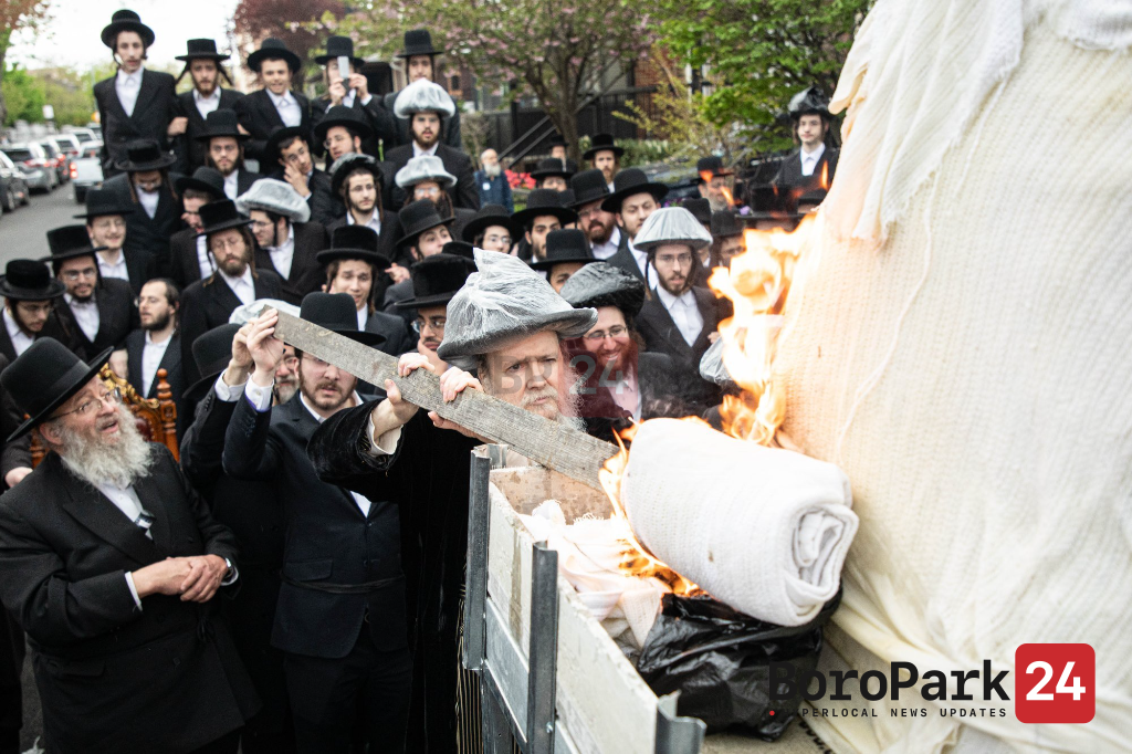 Lag Buomer by Rebbes and Rabbunim - Part 1