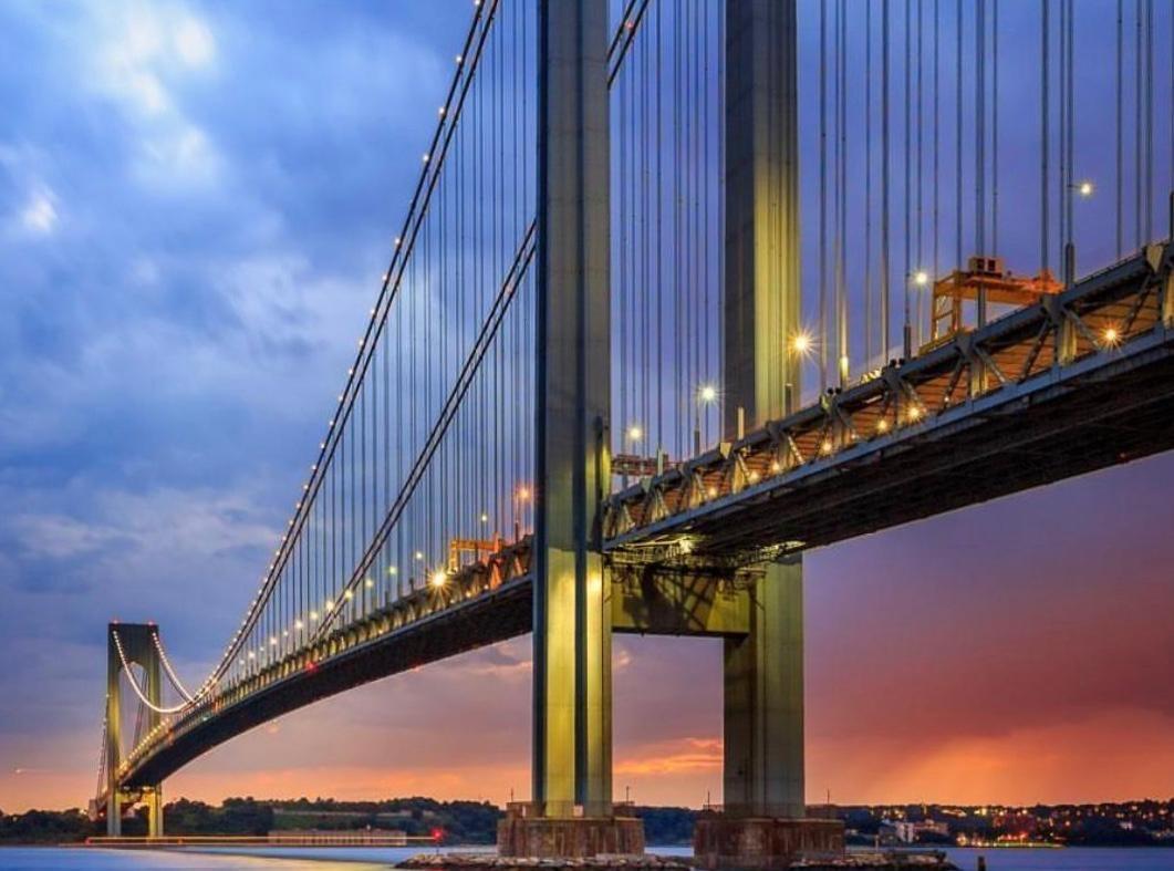 Verrazano Bridge Under Construction Until Summer 2022