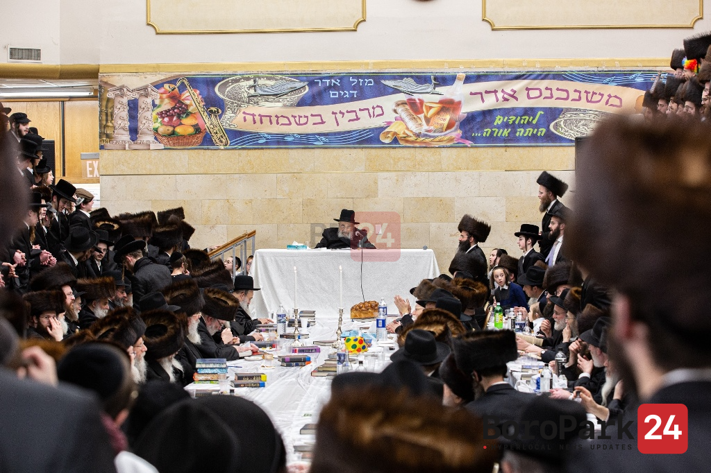 Purim by Rebbes and Rabbunim - Part 1