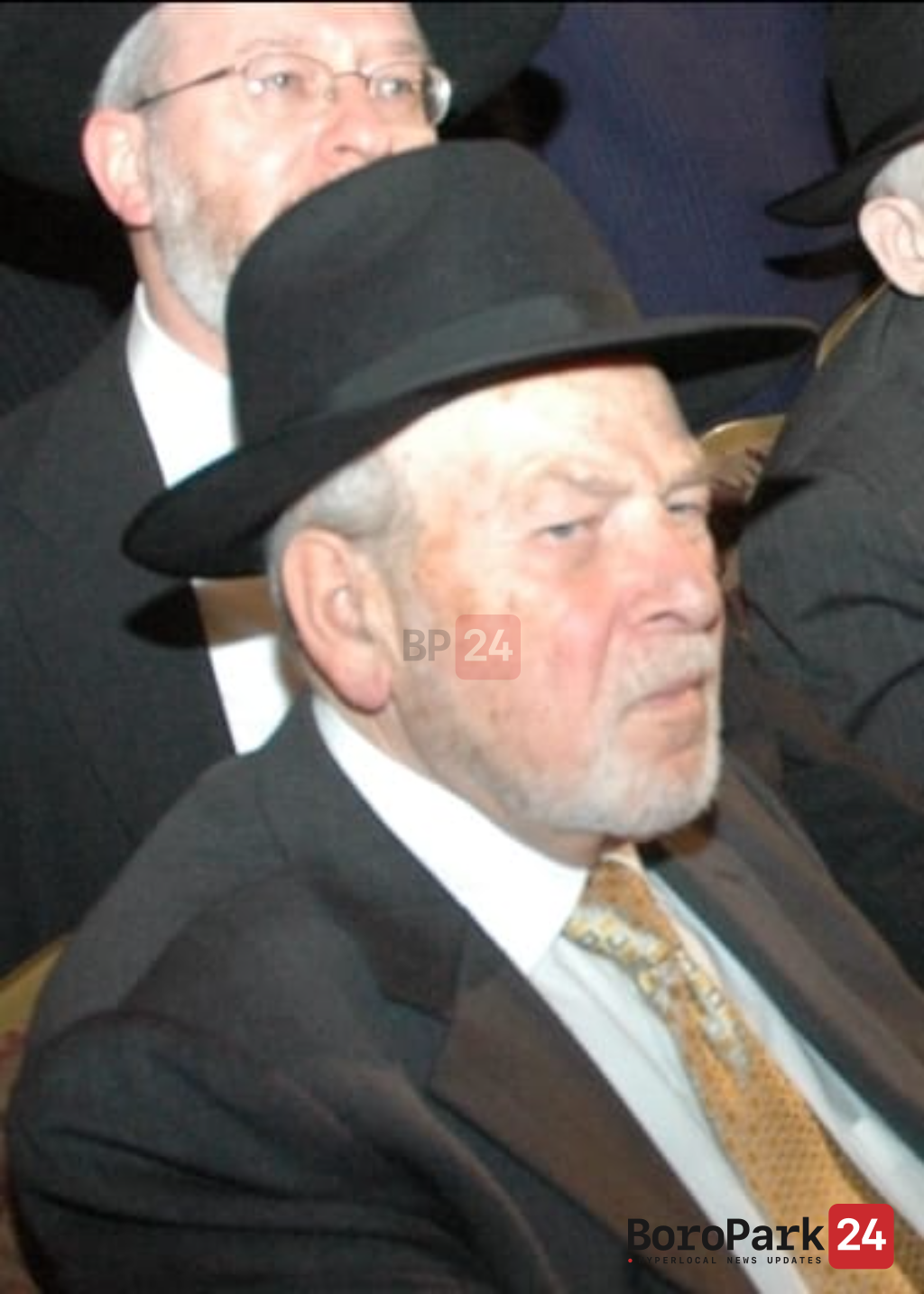 "Reb Mayer Hakohen Gross Z""L"