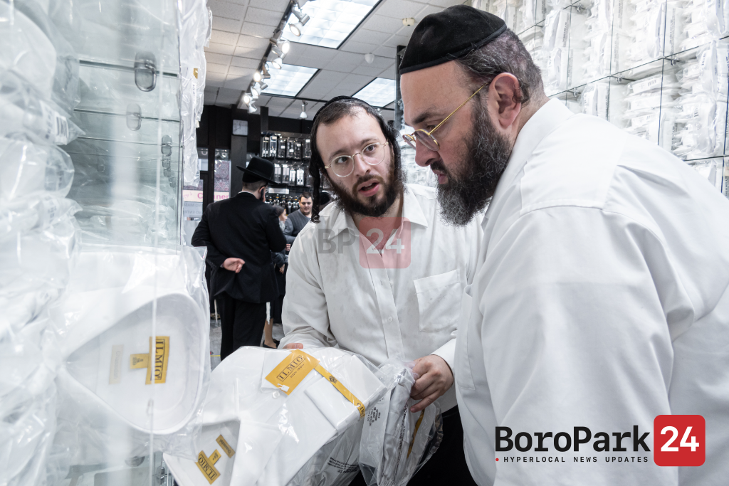 Pesach Preparations in Boro Park - Part 2
