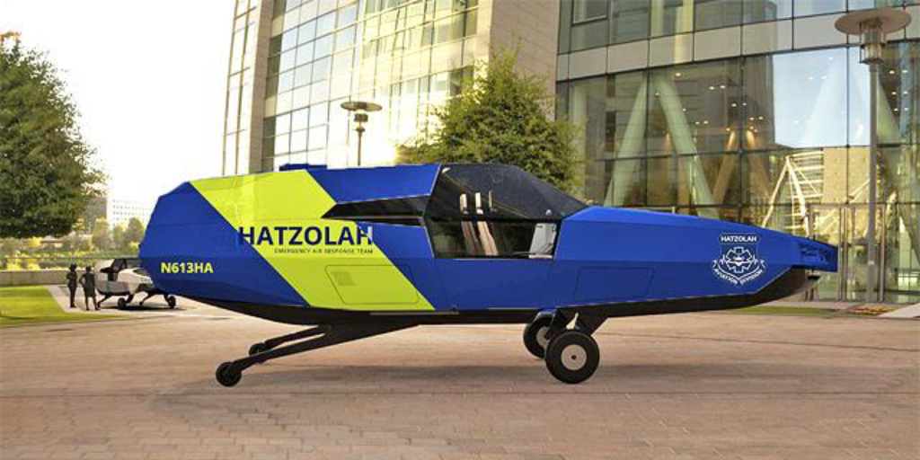 Hatzalah Air Buys Four Air Ambulances that Take Flight