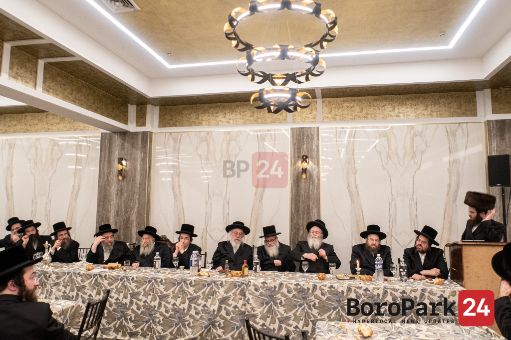 Bar Mitzvah in Courts of Brashev and Chist