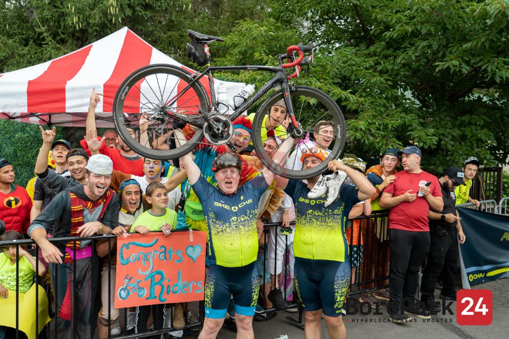 Photo Gallery: Bike 4 Chai
