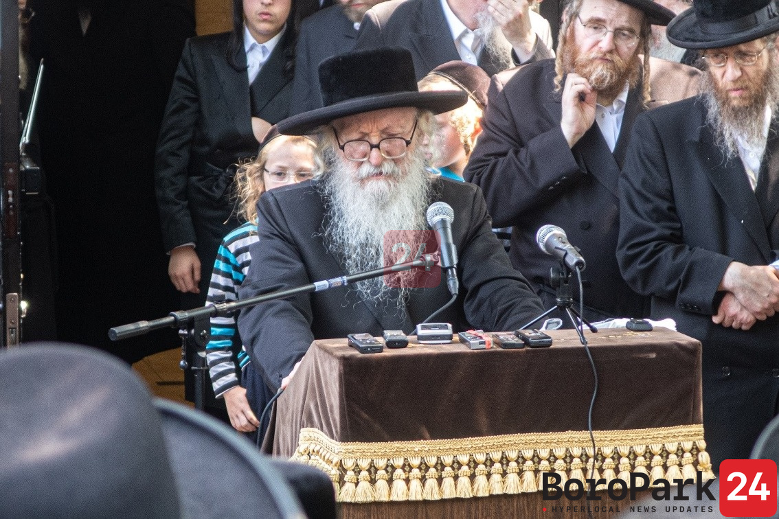 Atzeres Hisorerus Tonight for Daughter of Serdehela Rebbe