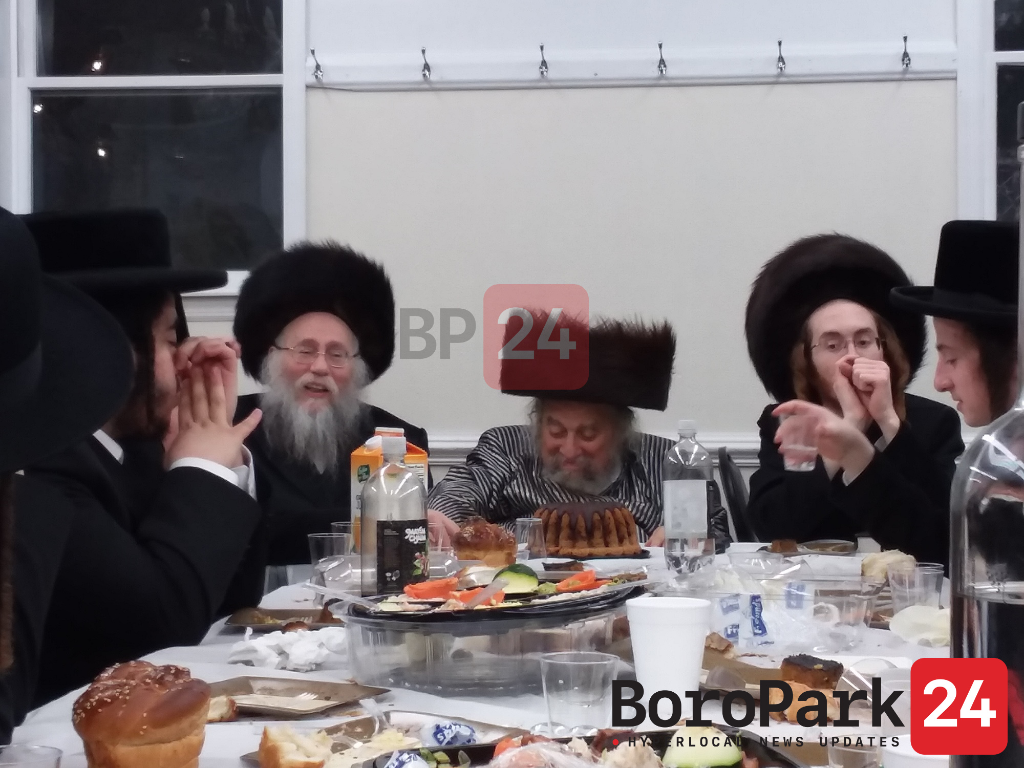 Bris in Courts of Karlesburg, Arvei Nachal, Chamelnik and Charedim Zidetchov