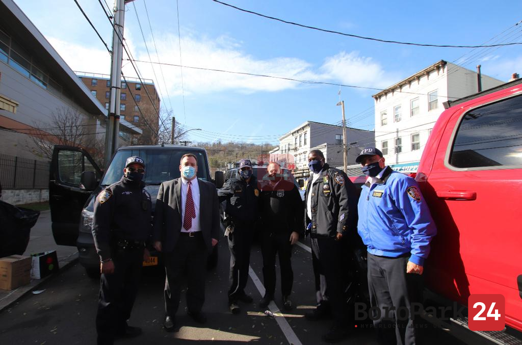 NYPD Addresses Staten Island Security Concerns at Stapleton Day of Action