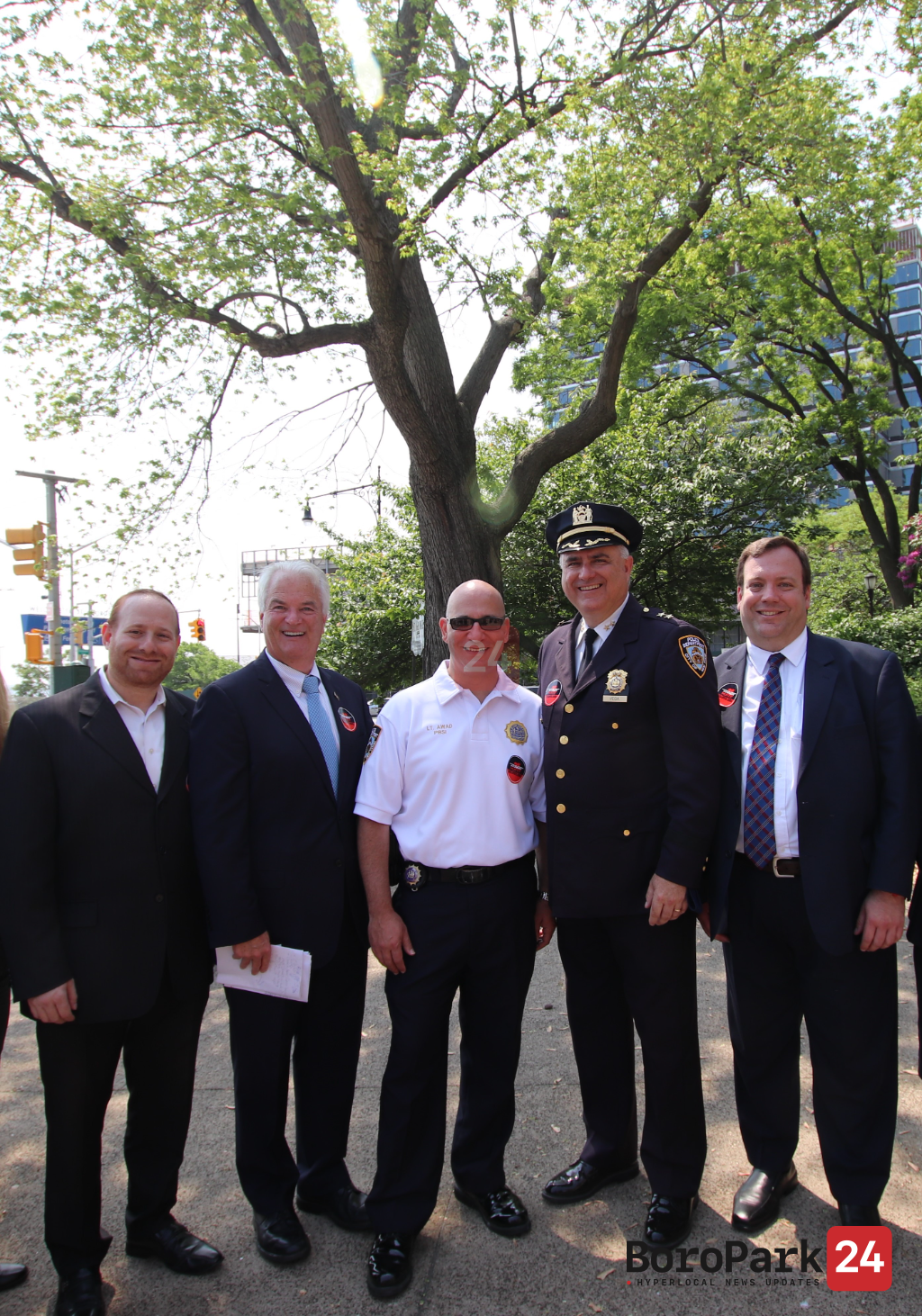 District Attorney Michael E. McMahon Organizes Staten Island Rally and Press Conference Against Hate