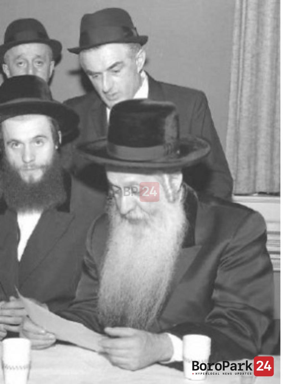 "Memory Lane: The Apsha Rav, Rav Moshe Yaakov Beck, zt""l"