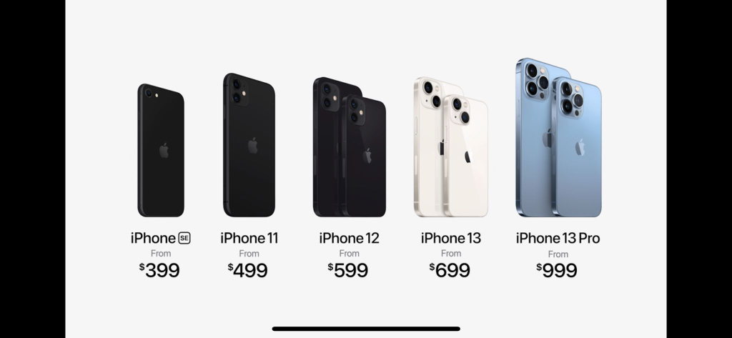 Apple Rolls Out iPhone 13,  new iPads, and Upgraded Apple Watch