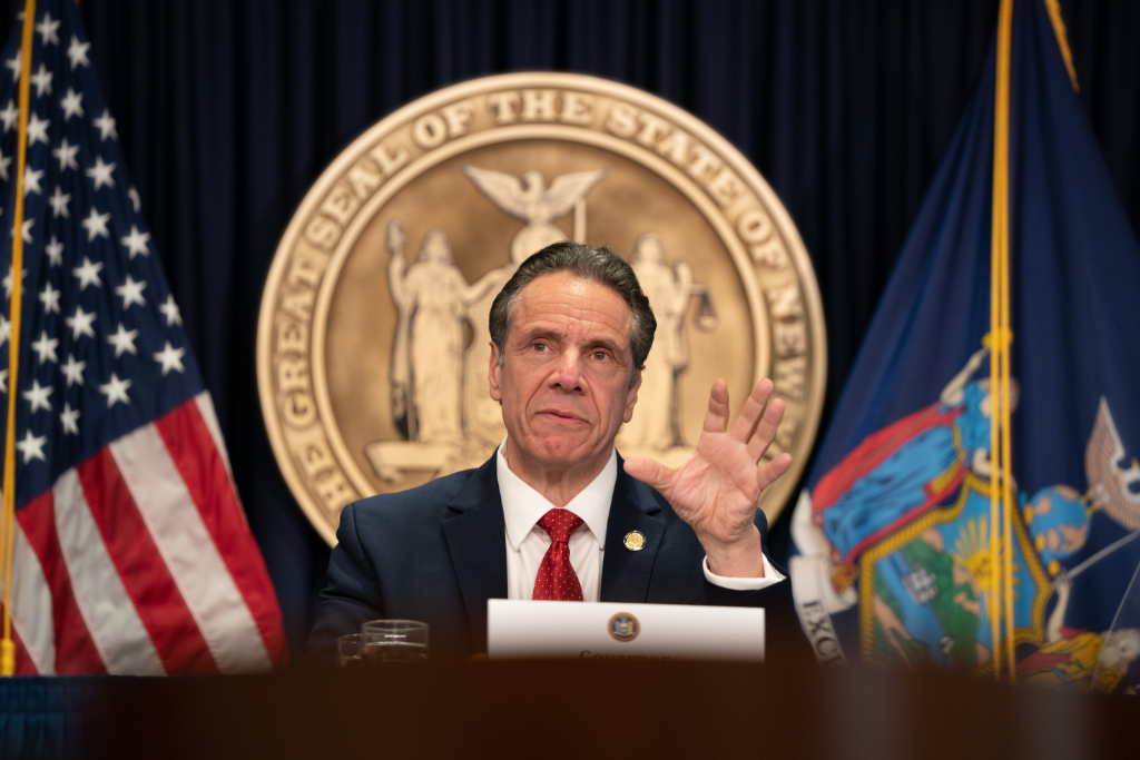 Cuomo Requires Police Departments to Provide Safety Reform Plans