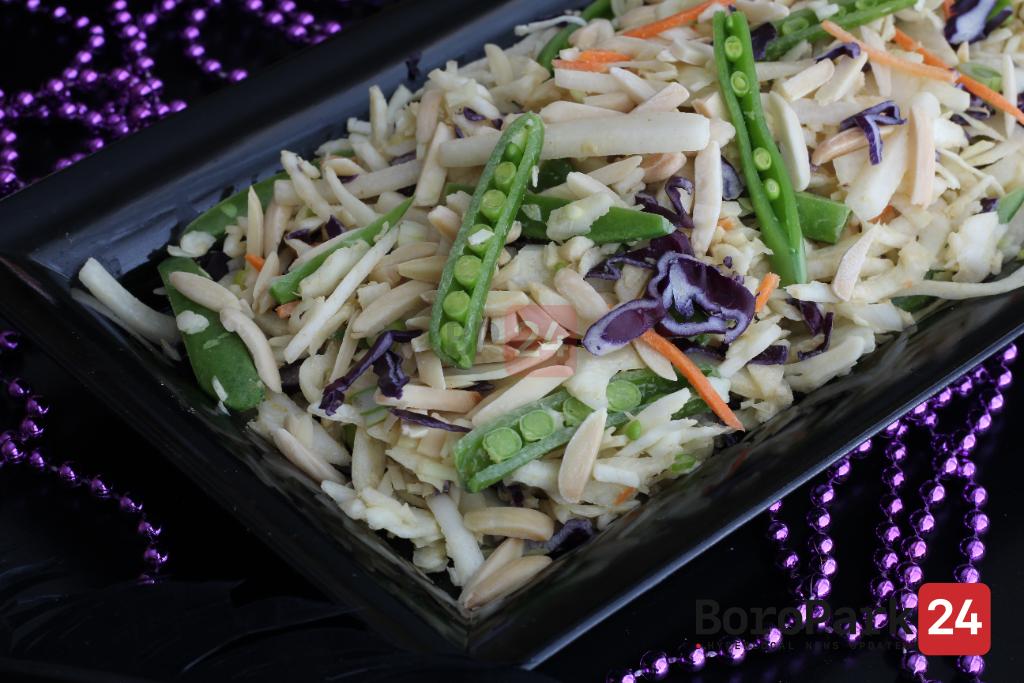 Culinary Corner: Asian Cabbage Salad