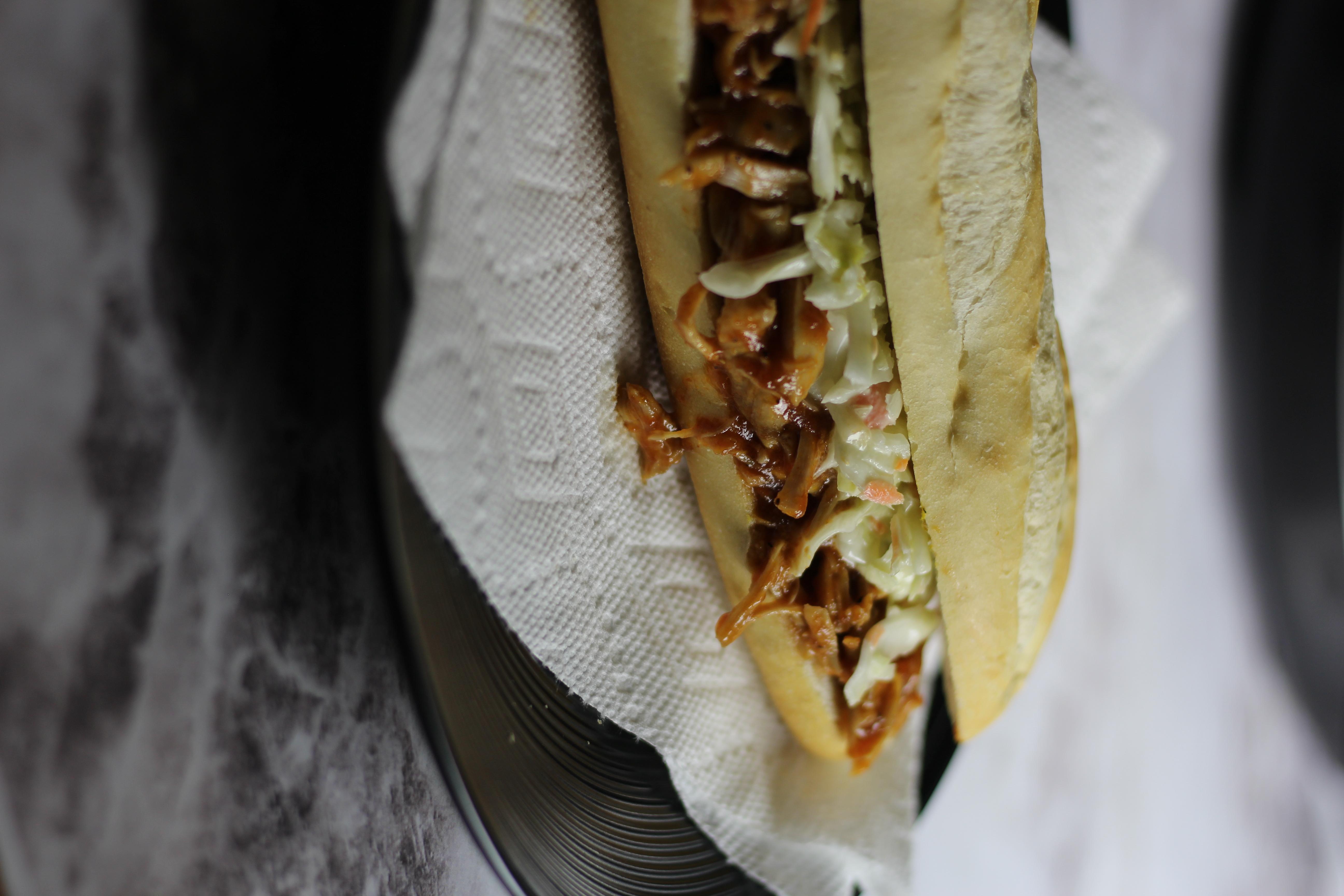 Culinary Corner: BBQ Pulled Chicken Sandwich