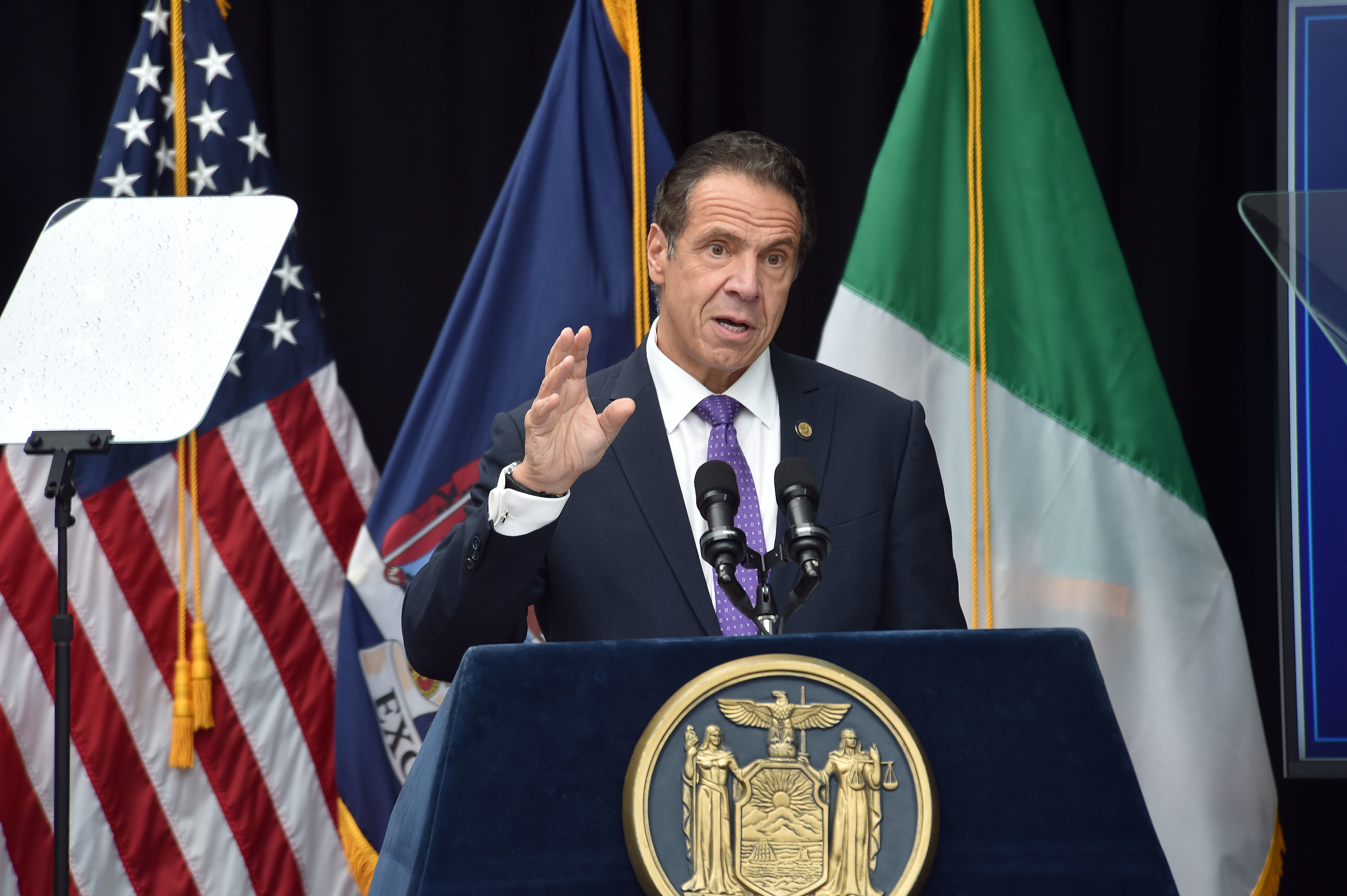 Gov. Cuomo Signs Order to Withhold Funding From Any Schools That Remain Open In Red Zones