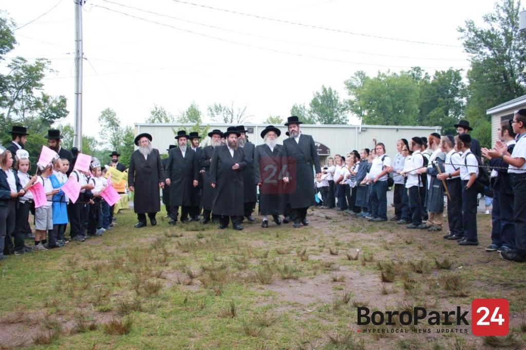 Machane Chaim V'Shalom to Welcome Munkacher Rebbe for Shabbos