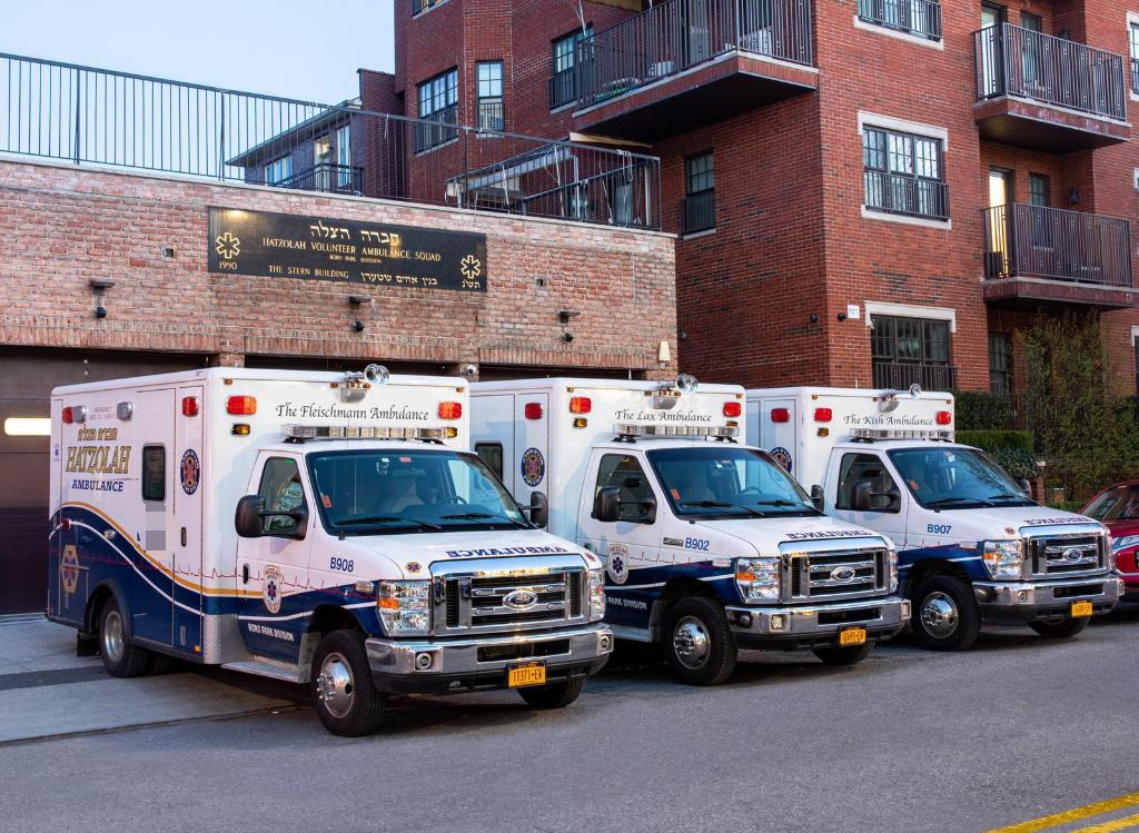 Boro Park Hatzolah to Commemorate the Lives of Heroic Members with New Ambulances