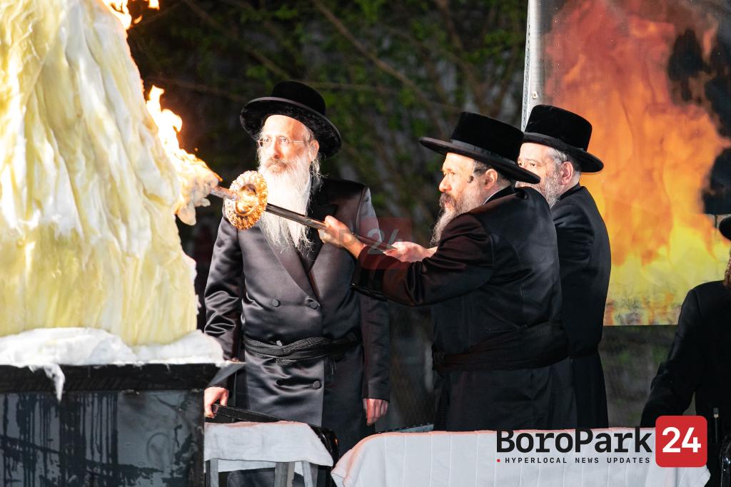 Lag Buomer in Bobov-45