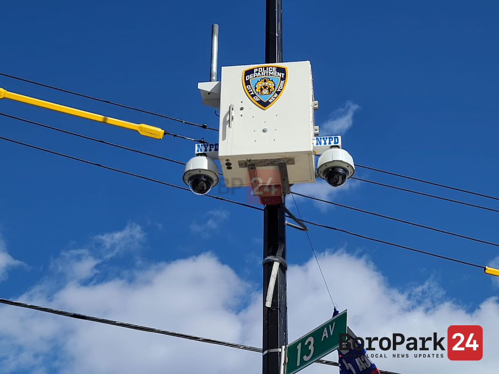 NYPD Installs 200 Cameras Throughout New York City to Combat Hate Crimes