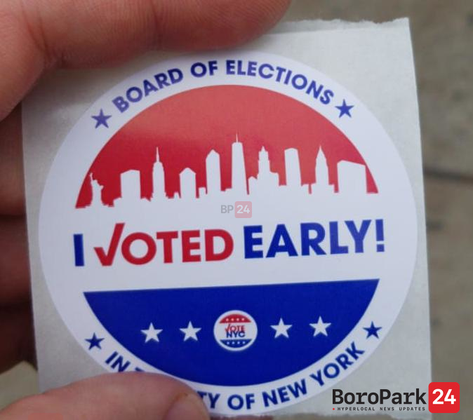 NYC Board of Elections Adds Hours For Early Voting This Weekend