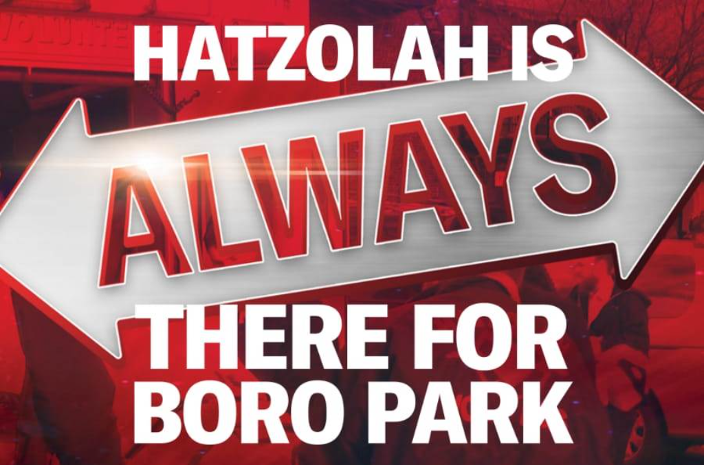 Editorial: Our Heroic Hatzolah Volunteers are ALWAYS There.