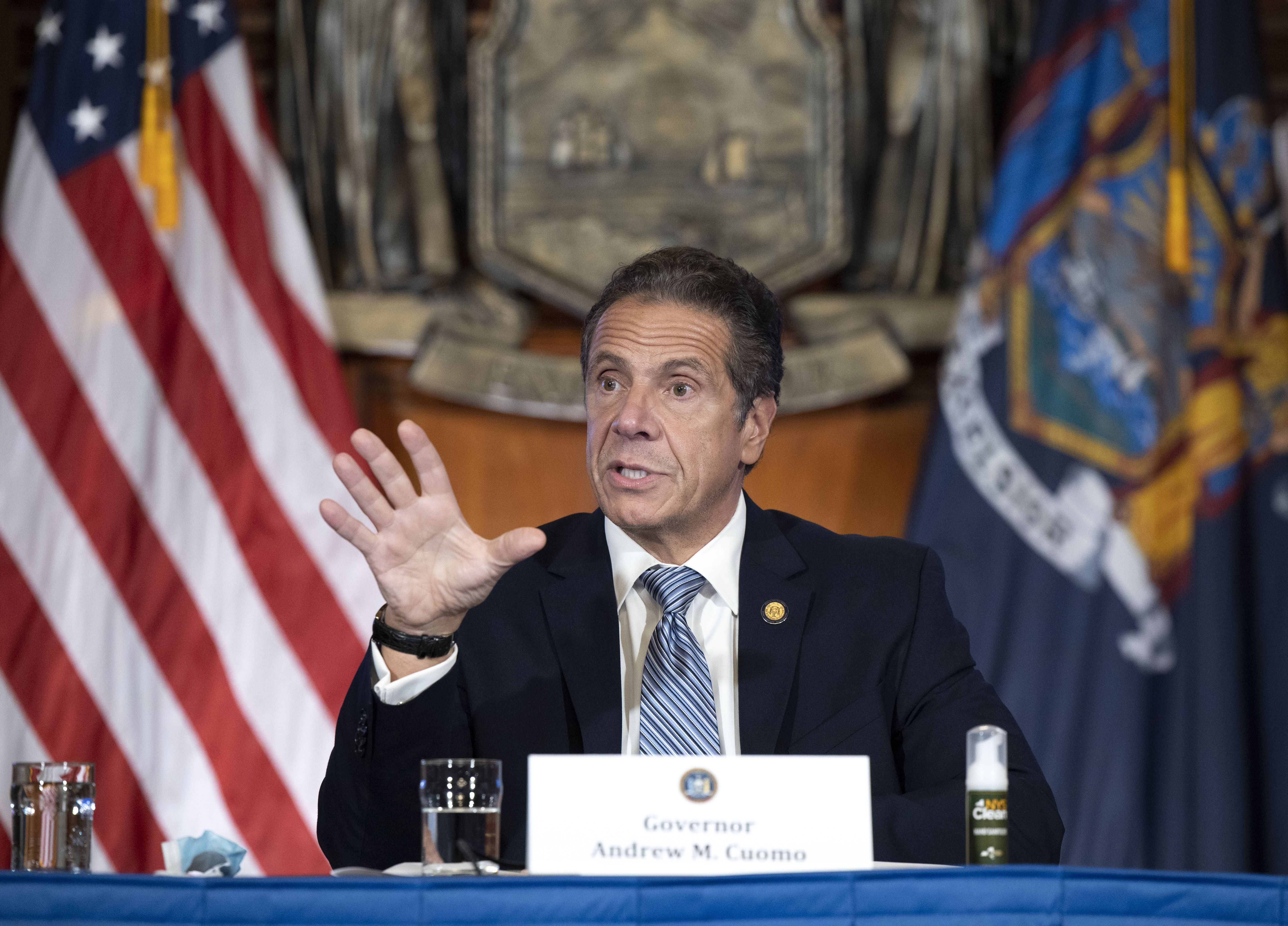 Gov. Cuomo's Lawyer Says Population Density is a Factor In Determining Red, Orange, and Yellow Zones