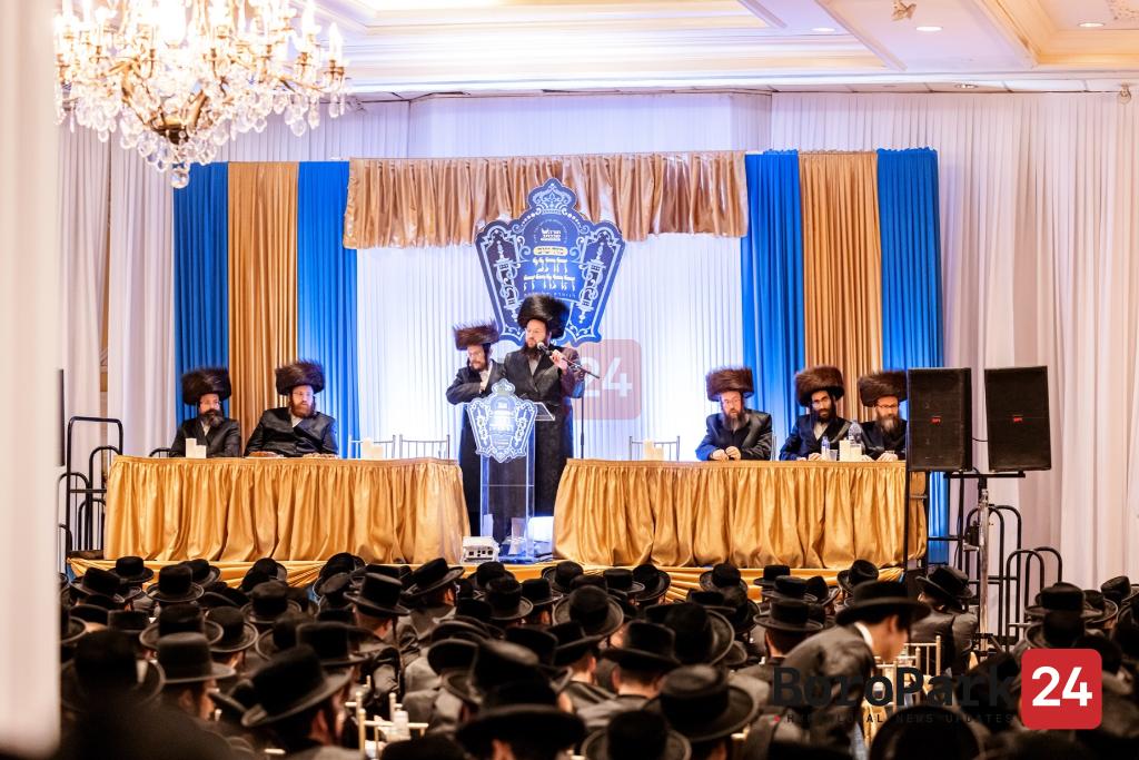 Mamed Chizuk for Bucherim from Chabiras Torah Shebeksav in Williamsburg that Learn Chumesh Rashi every week