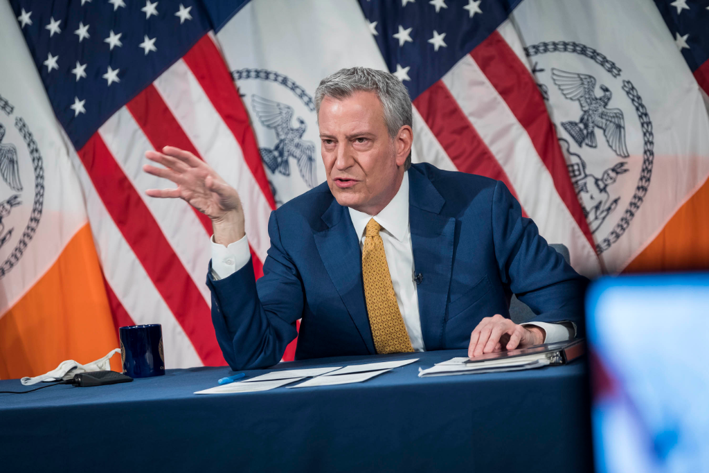 For Vaccine Priority, Mayor Favors Neighborhoods with High Poverty Rates: Boro Park Not on the List