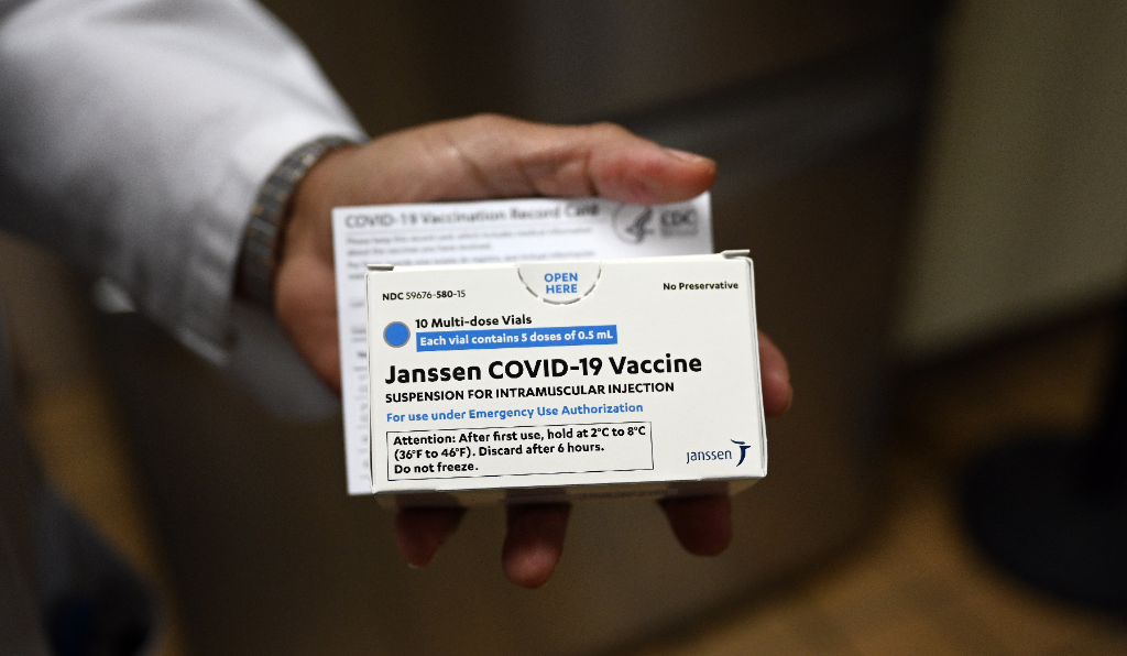 The CDC and the FDA Recommend Pause in the Use of Johnson & Johnson Vaccine after Six Women Develop Blood Clots