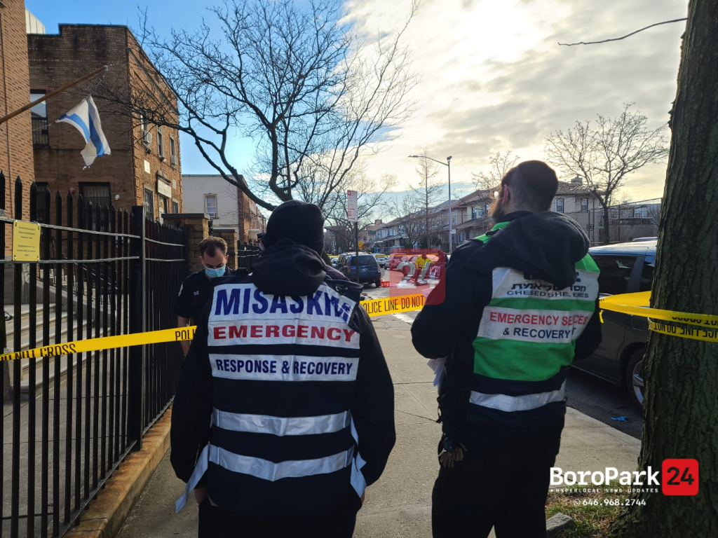 TRAGEDY: Jewish Child Passes Away after Being Struck by a Minivan in front of a Cheder