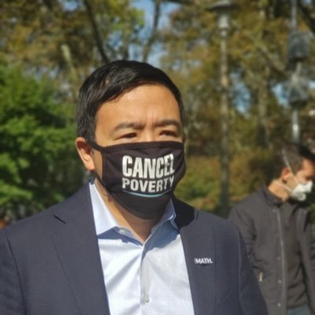 Andrew Yang Launches His Mayoral Run